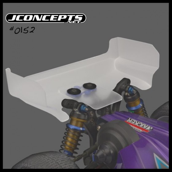 Jconcepts B5M, Aero rear wing, 2pc.