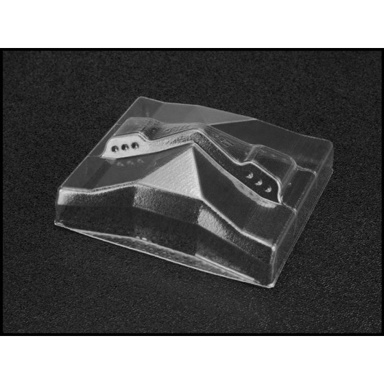 Jconcepts TLR 22 3.0, Aero front wing - wide, 2pc.