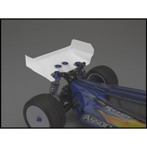Jconcepts Aero B6 | B6D | B6.1 | B64 | B64D rear wing - short chord, 2pc.