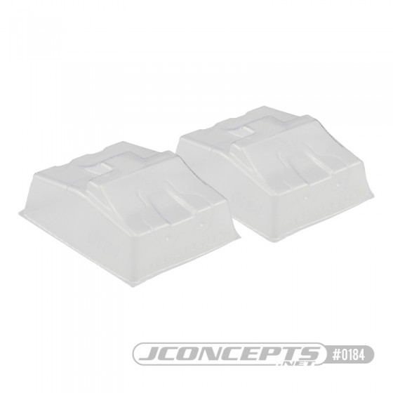Jconcepts Aero B64 | B64D lower front wing & nose cone