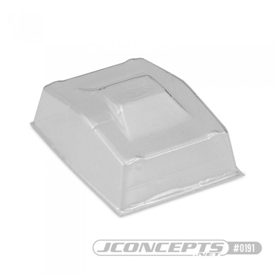 Jconcepts Yokomo YZ4-SF front scoop | nose cone, 2pc.