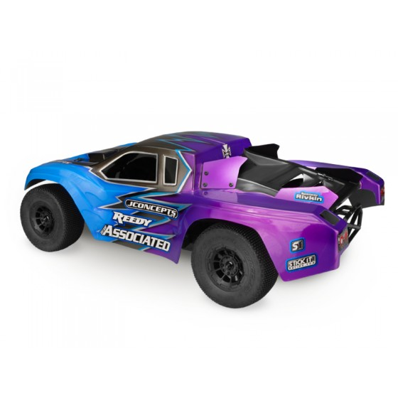 Jconcepts HF2 SCT body - low-profile height (Fits - SC6.1, SC5M, TLR 22SCT-2.0)
