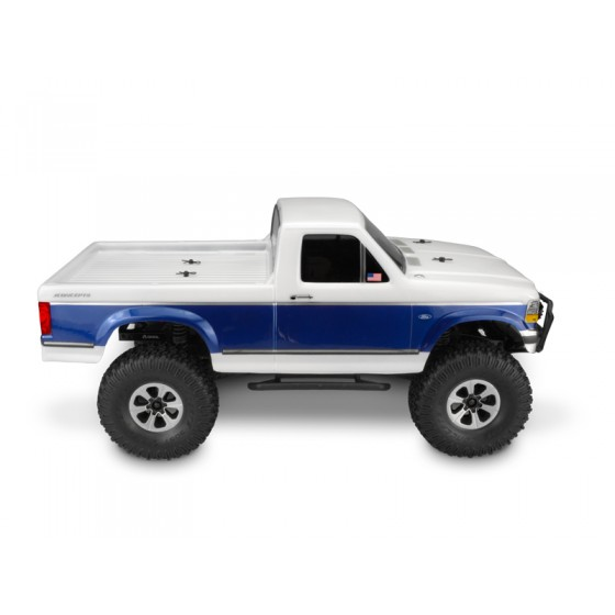 Jconcepts 1993 Ford F-250 Trail / Scale body - (fits Vaterra and Axial 1.9 trucks)