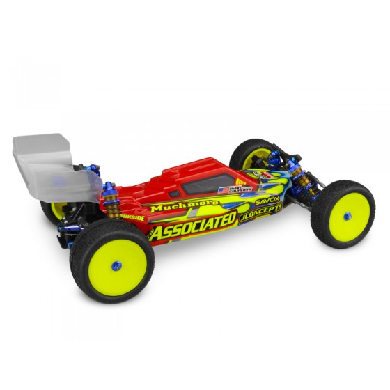 Jconcepts F2 - B6 | B6D | B6.1 body w/ Aero wing - Light-weight