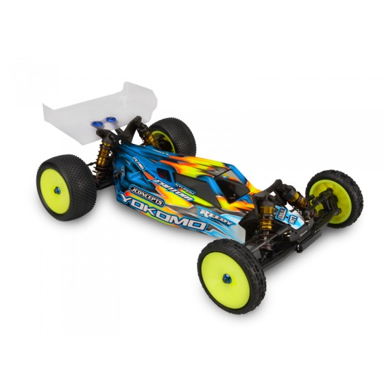 Jconcepts S2 - Yokomo YZ2 body w/ Aero wing - Light-weight