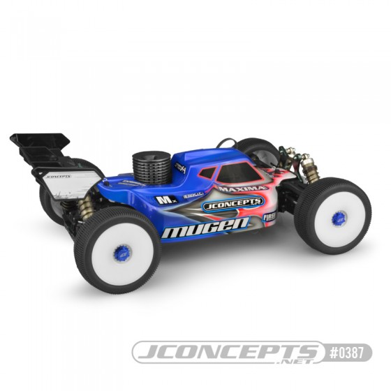 Jconcepts S15 - Mugen MBX-8 body - Light-weight