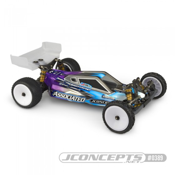 JConcepts P2K - B6.1 body  w/ Aero wing, light-weight