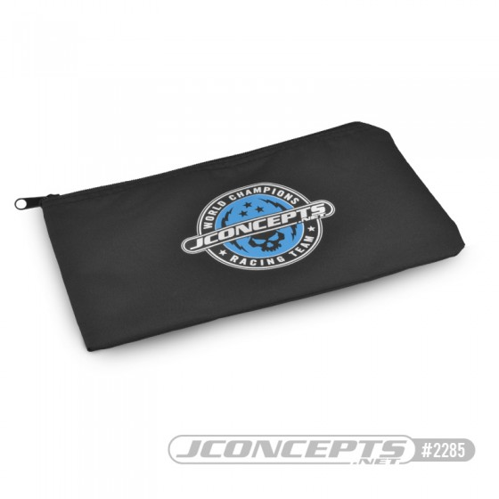 JConcepts Finish Line small zipper storage money bag