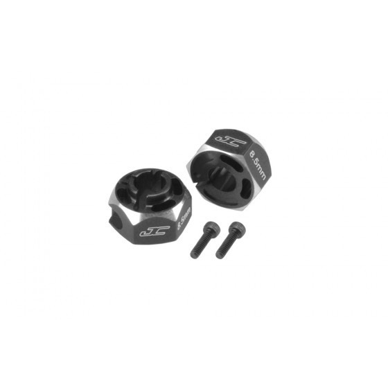Jconcepts T5M 8.5mm light-weight hex adaptor - black