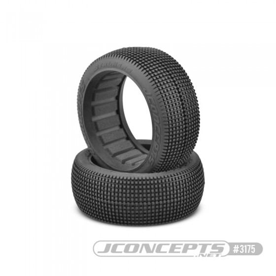 Jconcepts Stalkers - red2 compound - (fits 1/8th buggy)