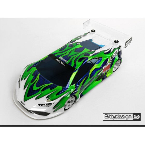 Bittydesign Agata 1/12 GT Lightweight Body