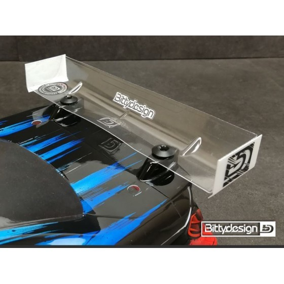 Bittydesign Rear Hard wing 190mm - Stock spec [Universal]