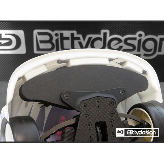 Bittydesign Touring Car body front Foam Kit