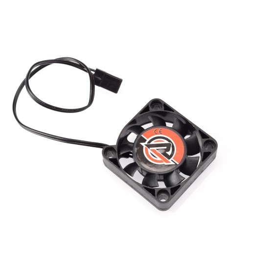 RUDDOG Fan 40mm with 240mm black wire