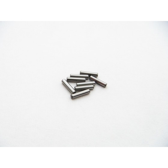 Hiro Seiko Pin (Ø2x7.8mm) 8 pcs