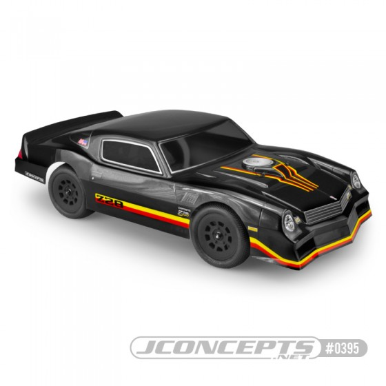 JConcepts 1978 Chevy Camaro - Street Stock body