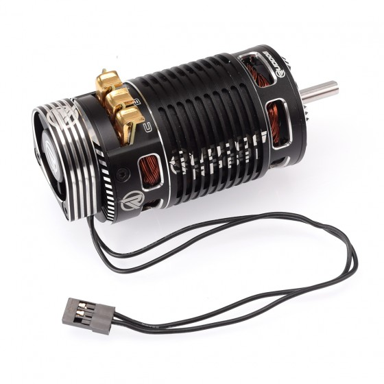 RUDDOG RP691 2000KV 1/8 Sensored Competition Brushless Motor