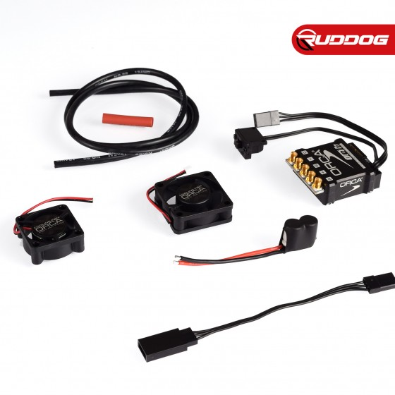 ORCA OE1 1/12 1S Brushless Speed Controller (3.5T limit)