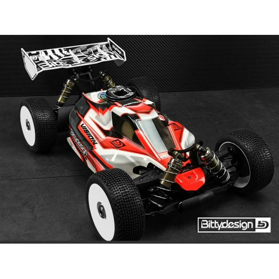 Bittydesign Vision S-Workz S35-3 Body Clear (precut)