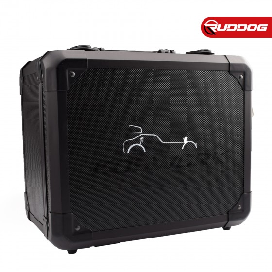 Koswork Mini Black Aluminum Carry Case (w/Sanwa M17 foam)