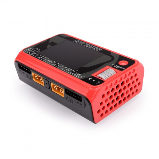 RUDDOG RC215 500W Dual Channel LiPo Battery DC Charger
